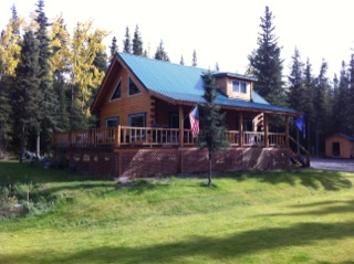 Kenai River Rental Cabin and B & B