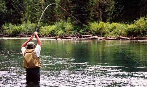 Kenai Peininsula Fly Fishing