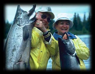 king salmon fishing